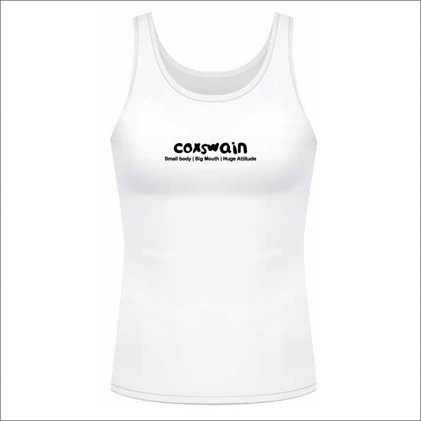Coxswain Definition Singlet - Women
