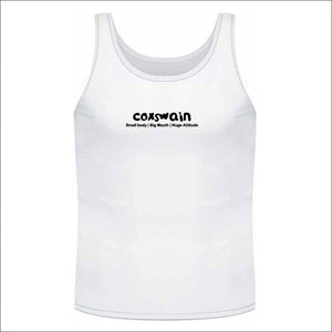 Coxswain Definition Singlet - Unisex