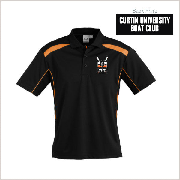 Curtin Uni Polo Men