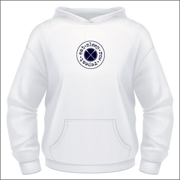Eat Sleep Row Hoodie - Junior/Ladies