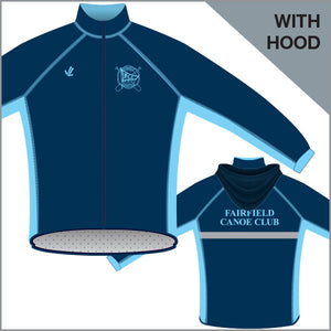 Fairfield CC Unisex Regatta Jacket with Hood