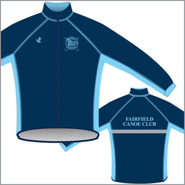 Fairfield CC Unisex Regatta Jacket