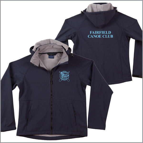 Fairfield CC Softshell Jacket Men