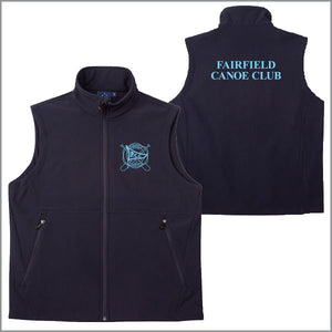 Fairfield CC Softshell Vest Men