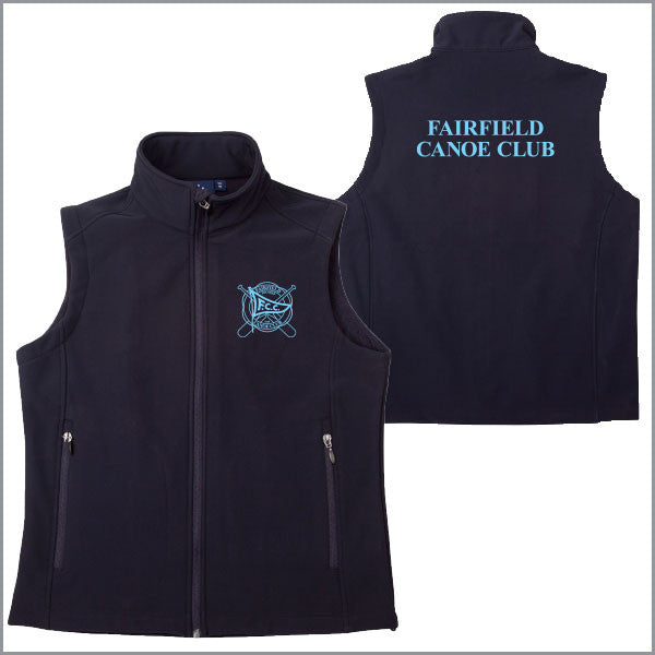 Fairfield CC Softshell Vest Women