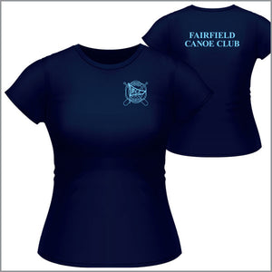 Fairfield CC Tee Women