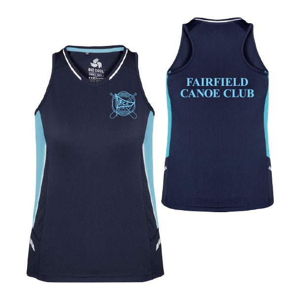 Fairfield Canoe Club Singlet Women