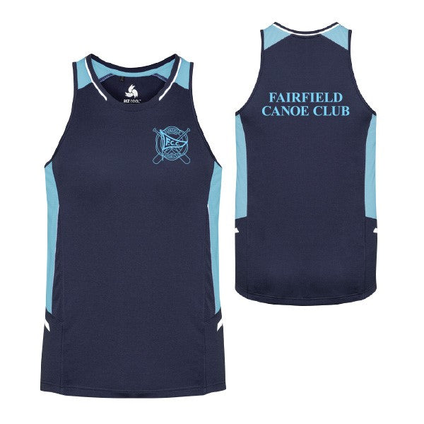 Fairfield Canoe Club Singlet Men