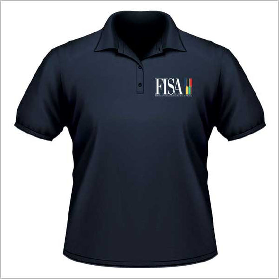 FISA Mens Polo