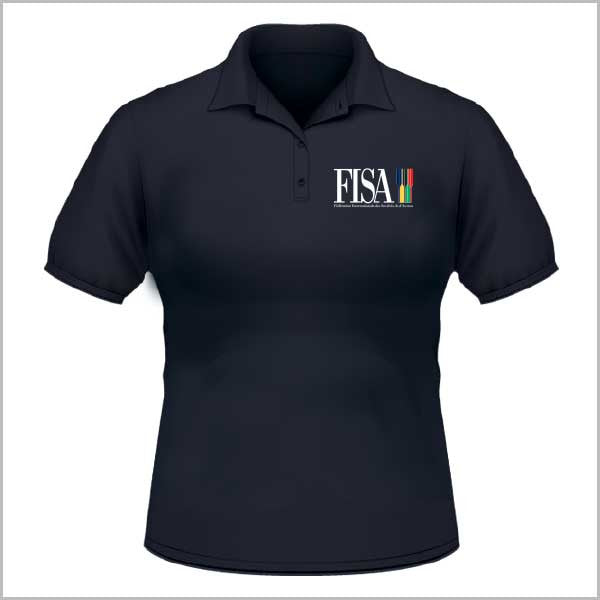 FISA Womens Polo