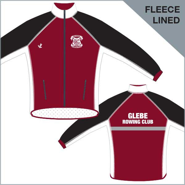 Glebe RC Regatta Jacket w/ Fleece