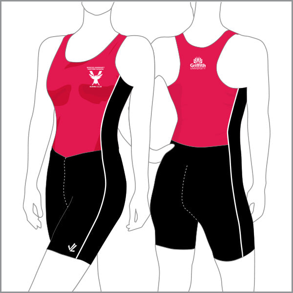 Griffith University Surfers Paradise Rowing Club - The Regatta Shop