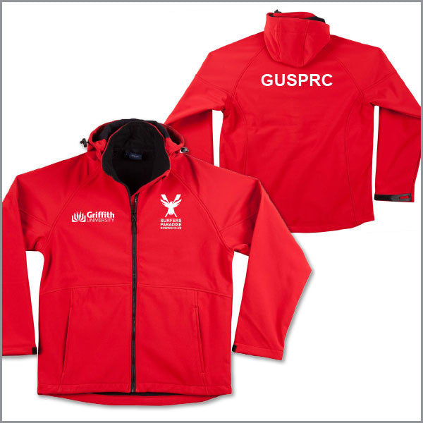 GUSPRC Softshell Jacket Men
