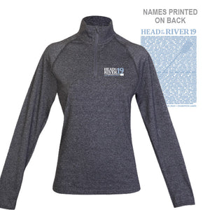 IGSSA HOR Quarter Zip Women