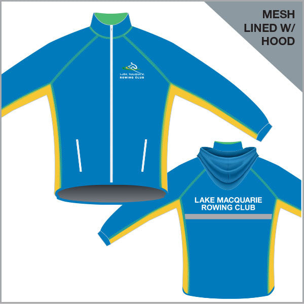 LMRC Regatta Jacket with hood