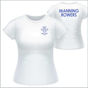 Manning River Short Sleeve Tee Women