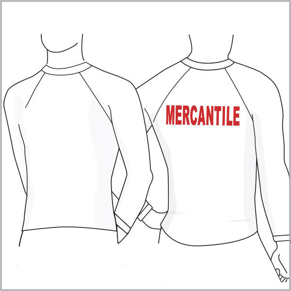Mercantile RC UVP Top Long Sleeve