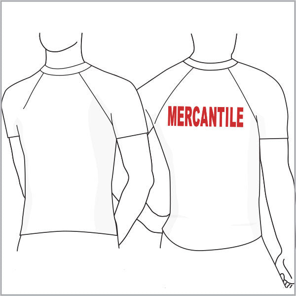 Mercantile RC UVP Top Short Sleeve