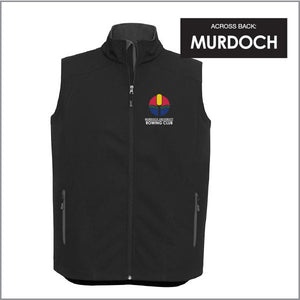 Murdoch Uni RC Softshell Vest Men