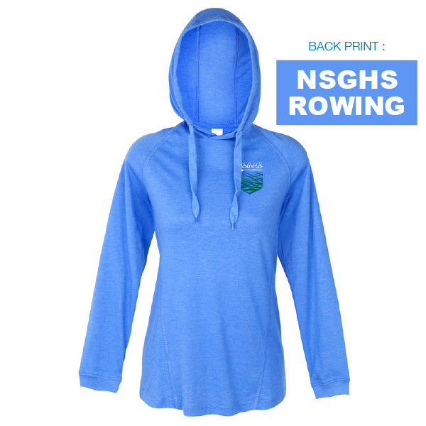 North Sydney Girls High School Lightweight Hoodie Women