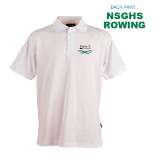 North Sydney Girls High School Polo Men