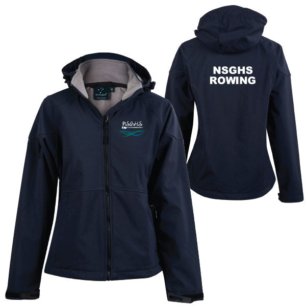 North Sydney Girls HS Softshell Jacket Women
