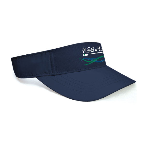 North Sydney Girls HS Microfibre Visor