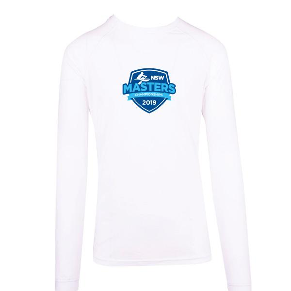 NSW State Masters Champs L/S Tee - Men