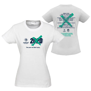 NV Gap Year 2020 Womens Tee