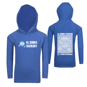 Tri QLD All Schools Champs Lightweight Hoodie Kid