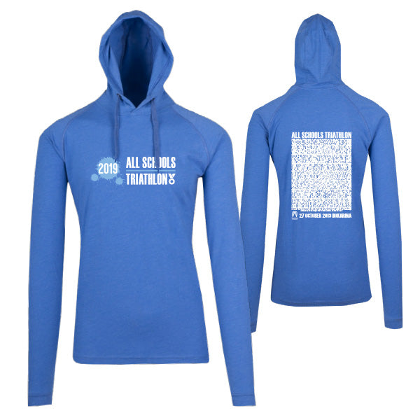 Tri Qld All Schools Champs Lightweight Hoodie Men