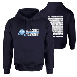 Tri Qld All Schools Champs Hoodie