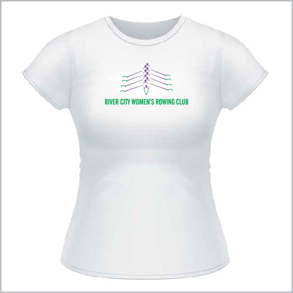 River City Women's RC Tee