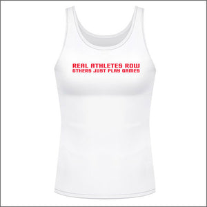 Real Athletes Row Singlet - Women