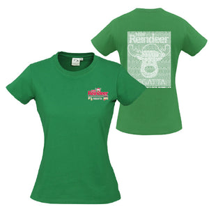 NSW Reindeer Regatta Tee Women