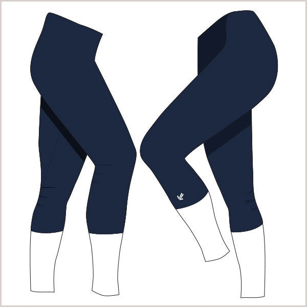 Rockhampton Fitzroy RC 3/4 Tights Unisex