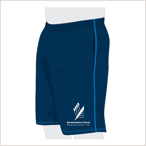 Rockhampton Fitzroy RC Chill Shorts - Men
