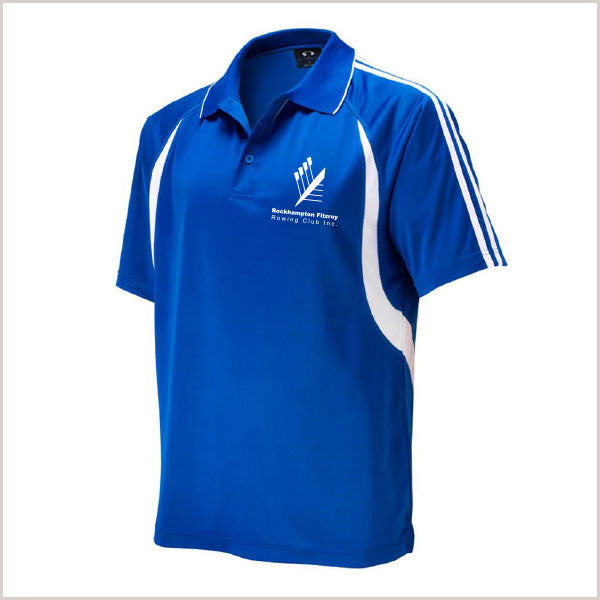Rockhampton Fitzroy RC Polo - Men