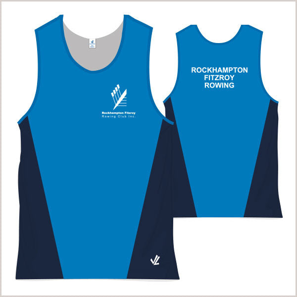 Rockhampton Fitzroy RC Run Top - Men