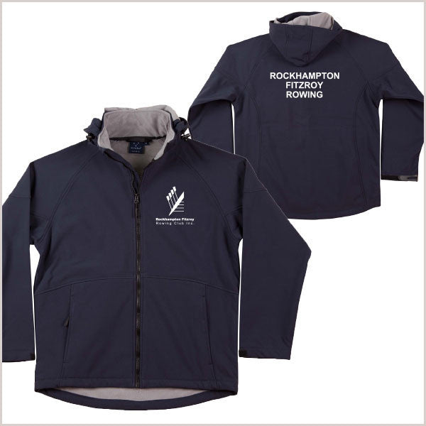 Rockhampton Fitzroy RC Softshell Jacket - Men