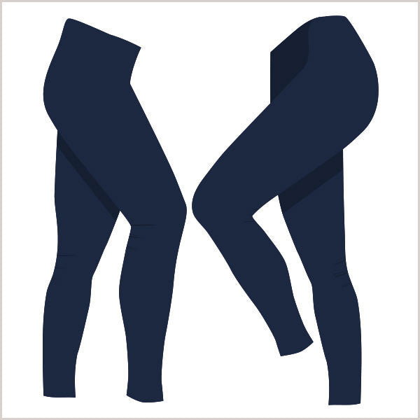 Rockhampton Fitzroy RC Tights Unisex