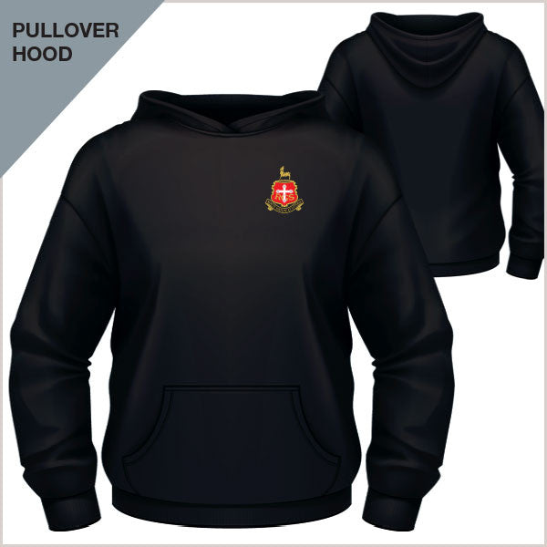 RGS Hoodie Junior/Ladies