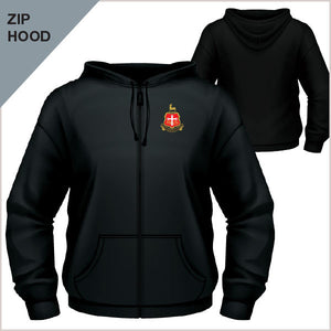 RGS Zip Hoodie Junior/Ladies