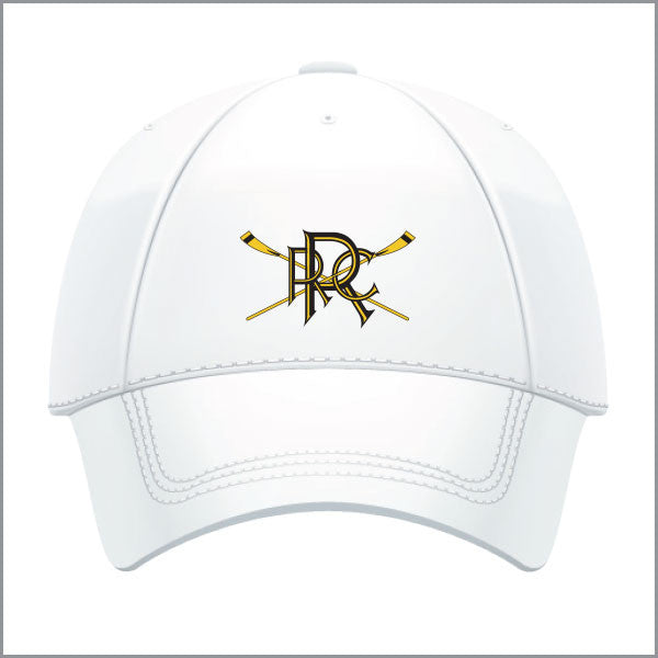 Richmond Microfibre Cap - White
