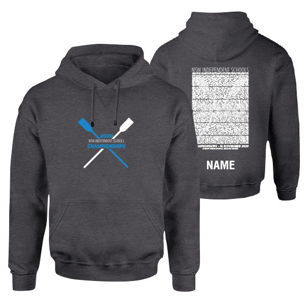 NSW Independent Schools Champs Hoodie - Individual Name