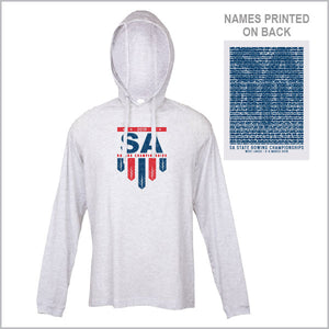 SA State Champs Lightweight Hoodie Men