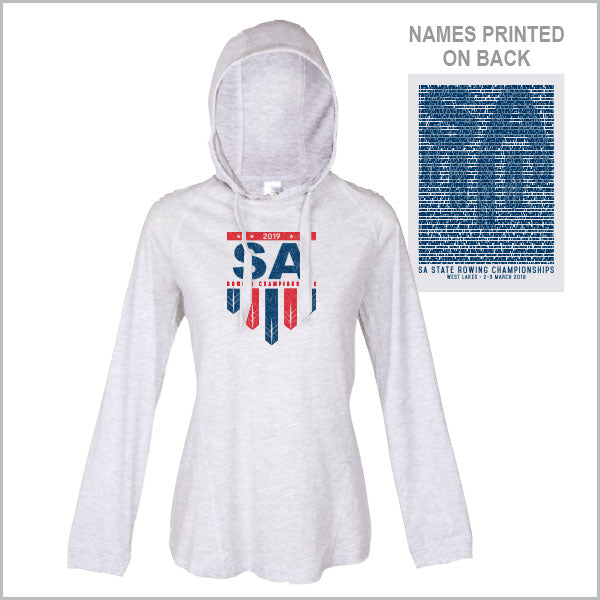 SA State Champs Lightweight Hoodie Women