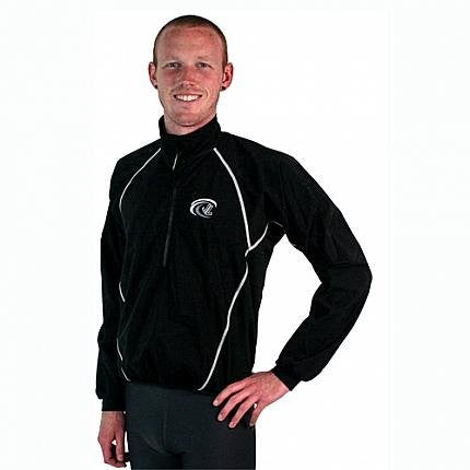 JL Sequel Splash Jacket Unisex - Black