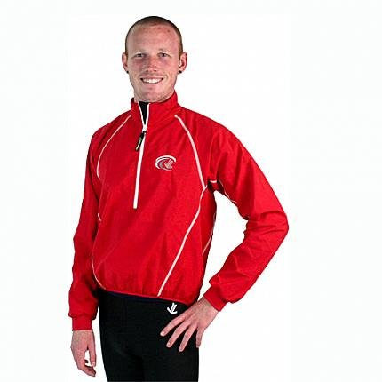 JL Sequel Splash Jacket Unisex - Red