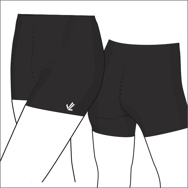 JL Trou - Womens Short Cut